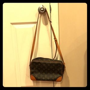 Louis Vuitton authentic vintage crossbody bag